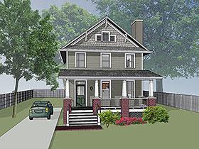 House Plan 75507
