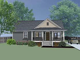 House Plan 75518