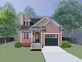 House Plan 75521