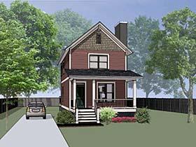 House Plan 75523