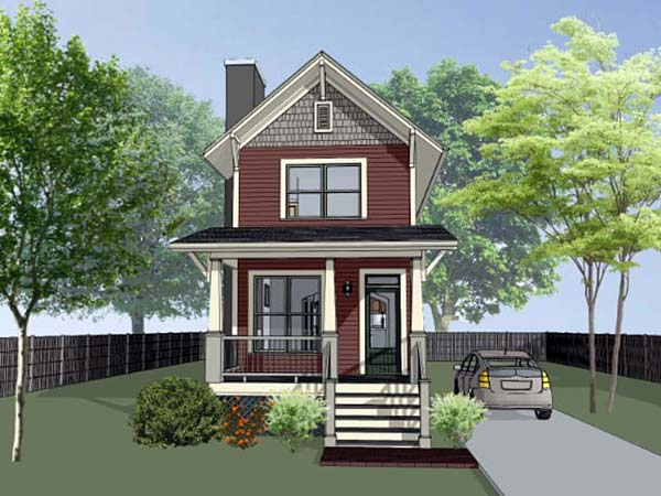 House Plan 75525