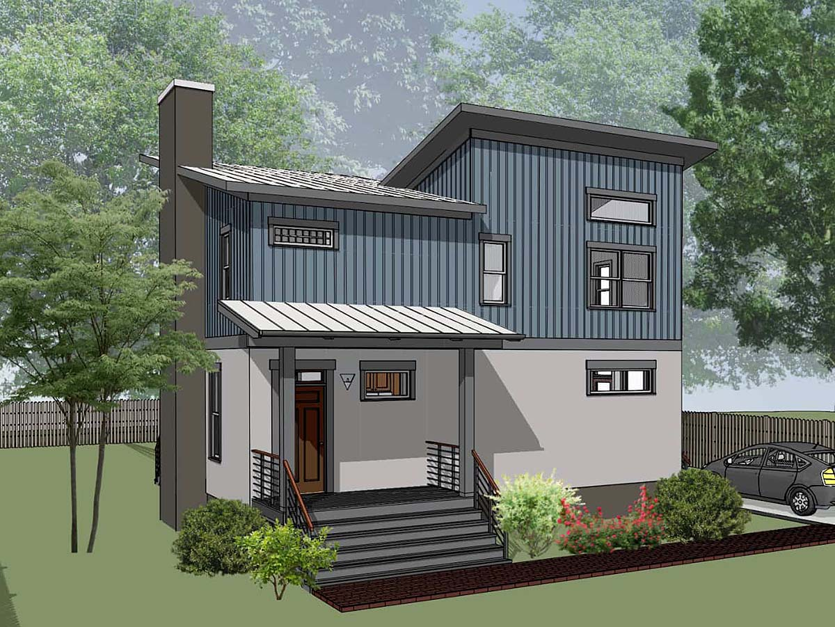 House Plan 75567