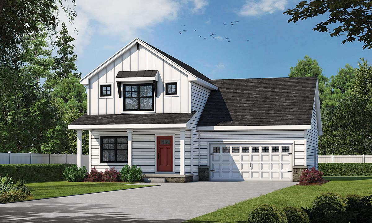 House Plan 75702