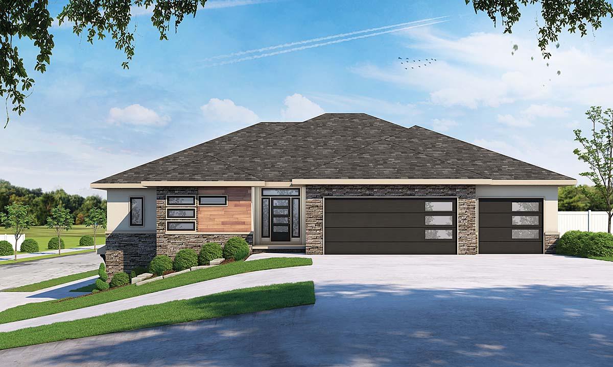 House Plan 75703