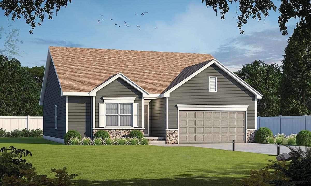 House Plan 75710