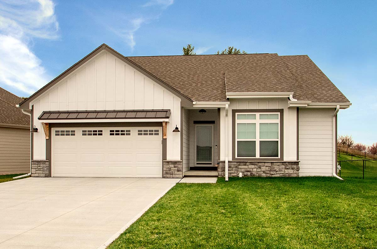 House Plan 75711