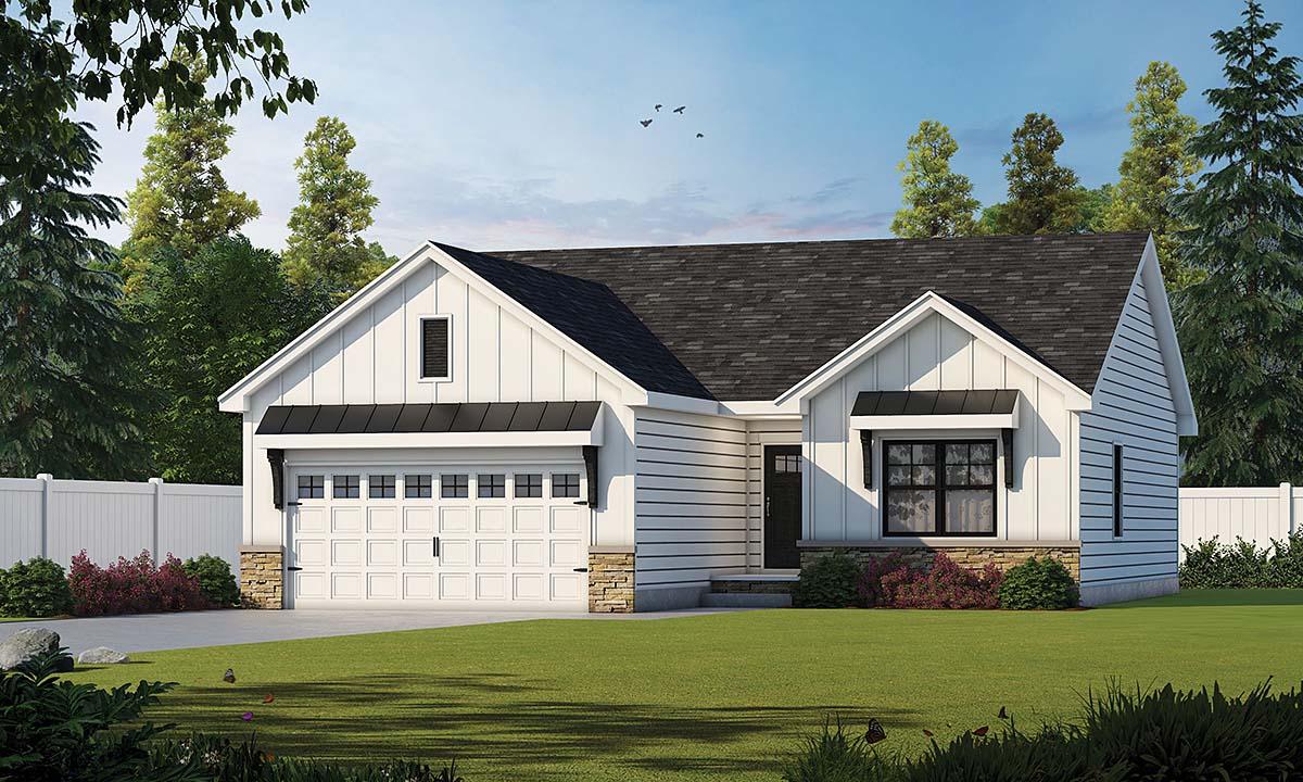 House Plan 75715