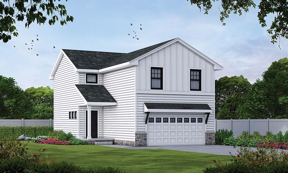 House Plan 75719