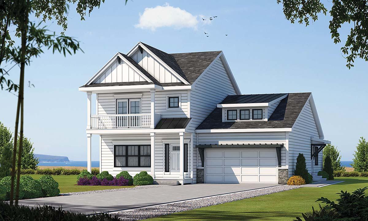 House Plan 75730