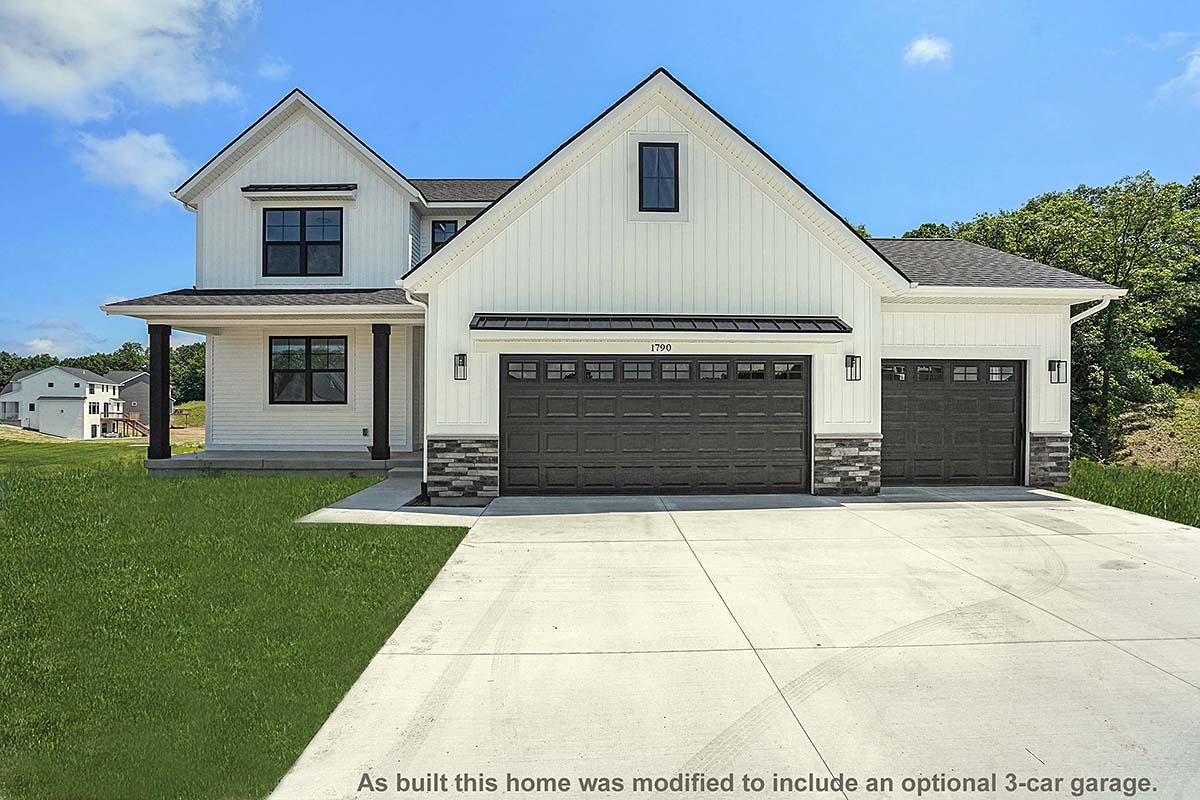 House Plan 75734
