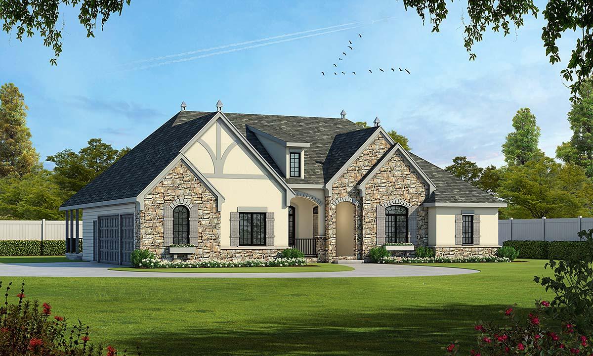 House Plan 75737