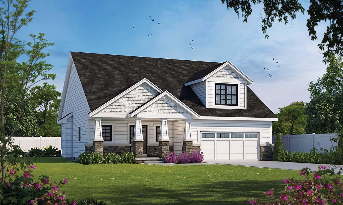 House Plan 75742