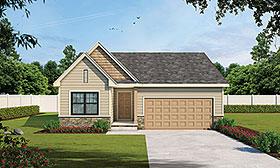 House Plan 75748