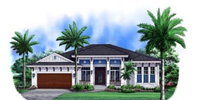 House Plan 75902