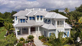 Florida House Plan 75918 Elevation