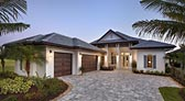 House Plan 75927