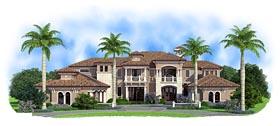 House Plan 75933