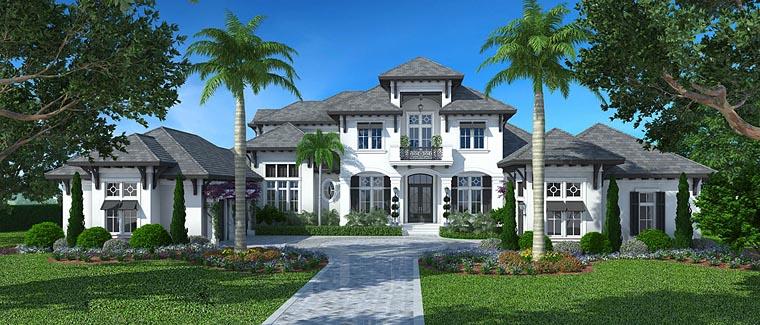House Plan 75952