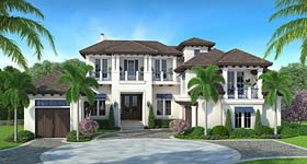 House Plan 75956