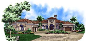 House Plan 75995