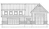 Plan Number 76039 - 1811 Square Feet