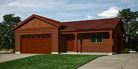 Garage Plan 76064