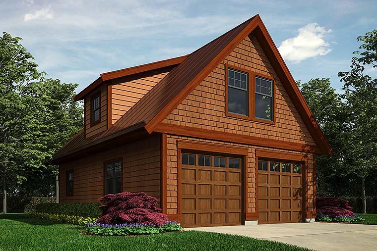 Garage Plan 76065
