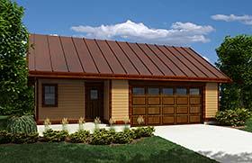 Garage Plan 76068