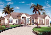 Plan Number 76102 - 2495 Square Feet
