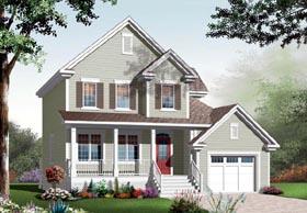 House Plan 76116