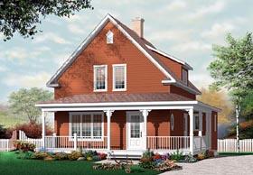 House Plan 76122