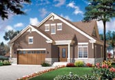 Plan Number 76125 - 2141 Square Feet