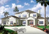 Plan Number 76131 - 3448 Square Feet