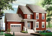 Plan Number 76148 - 1595 Square Feet