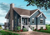 Plan Number 76150 - 2145 Square Feet