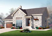Plan Number 76197 - 1716 Square Feet