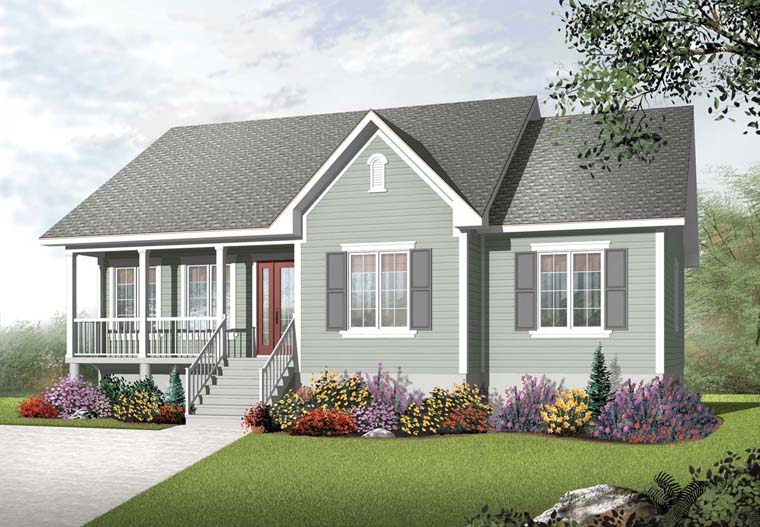 House Plan 76229