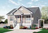 House Plan 76244