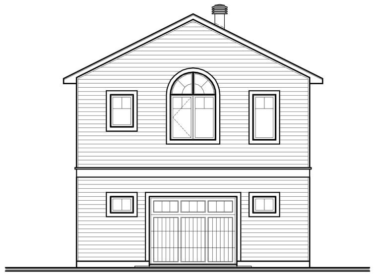 Traditional Style 1 Car Garage Apartment Plan Number 76270 with 2 Bed, on narrow lot house plans with garage, split-level house plans with garage, townhouse plans with garage, brick house plans with garage, beach house plans with garage, a-frame house plans with garage, ranch home bedroom, duplex house plans with garage, garage apartment plans with garage, ranch homes with side garage, ranch house plans with 2 car garage, big house plans with garage, log cabin floor plans with garage, 3-bedroom duplex plans with garage, single story home with garage, two bedroom house plans with garage, ranch house plans with attached garage, cape cod house plans with garage, traditional house plans with garage, low country house plans with garage,