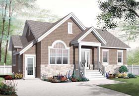 House Plan 76282