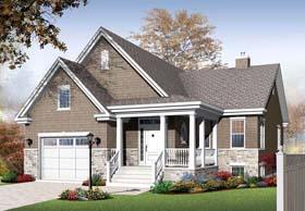House Plan 76286