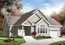 House Plan 76290