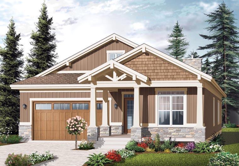 House Plan 76292