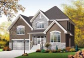 Plan Number 76305 - 1663 Square Feet
