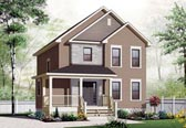 Plan Number 76312 - 1661 Square Feet