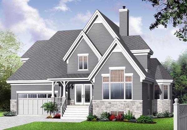 House Plan 76319