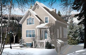 House Plan 76337