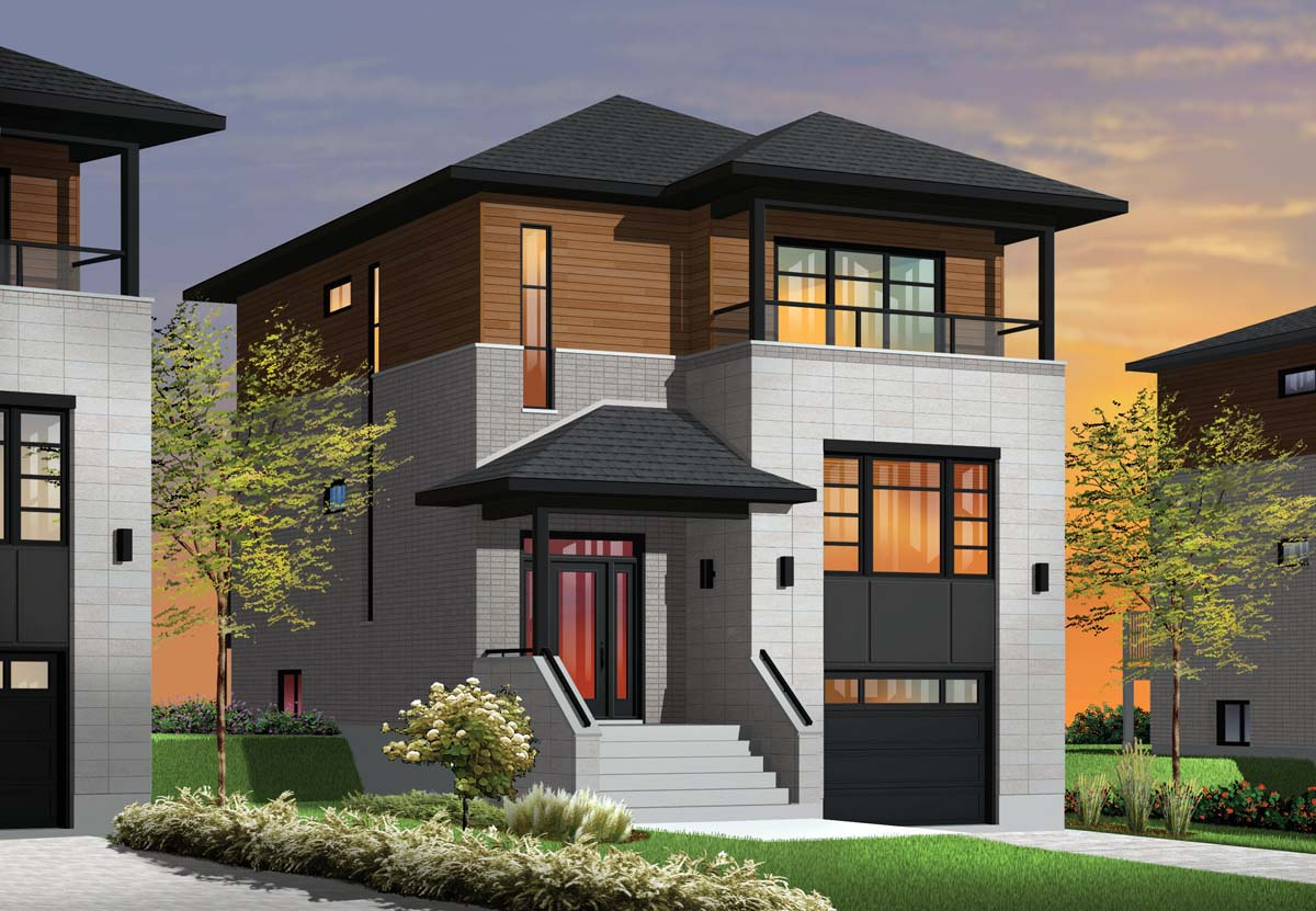 House Plan 76362 at FamilyHomePlans.com - ^