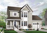 Plan Number 76413 - 1478 Square Feet