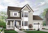 House Plan 76413
